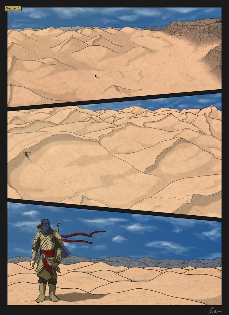 Page 1 – Desert