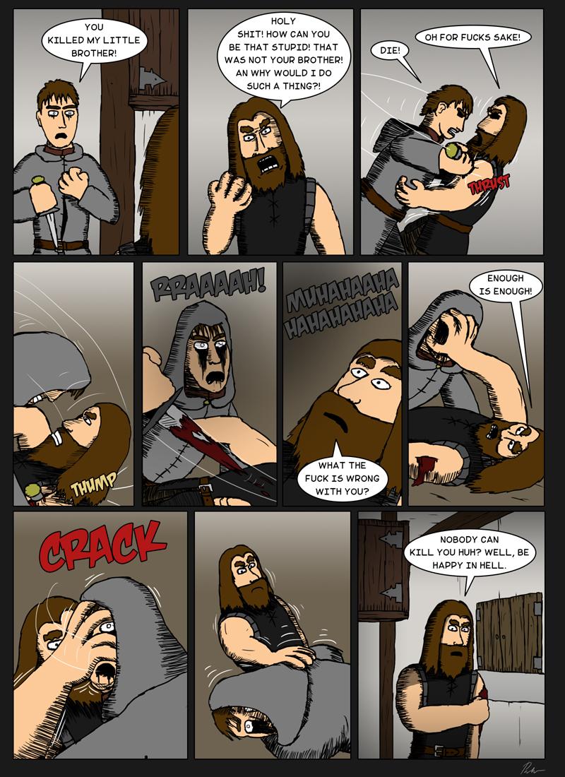 Page 101 – Revenge