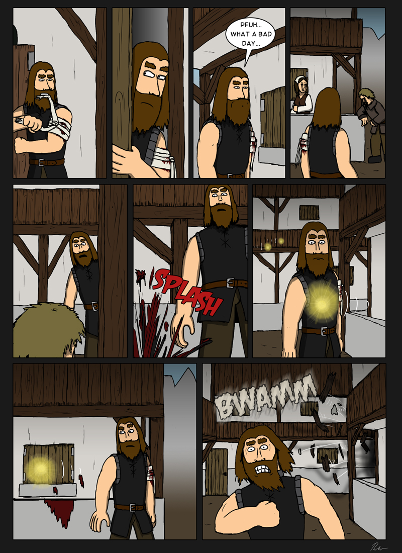 Ch2P82 – What a bad day