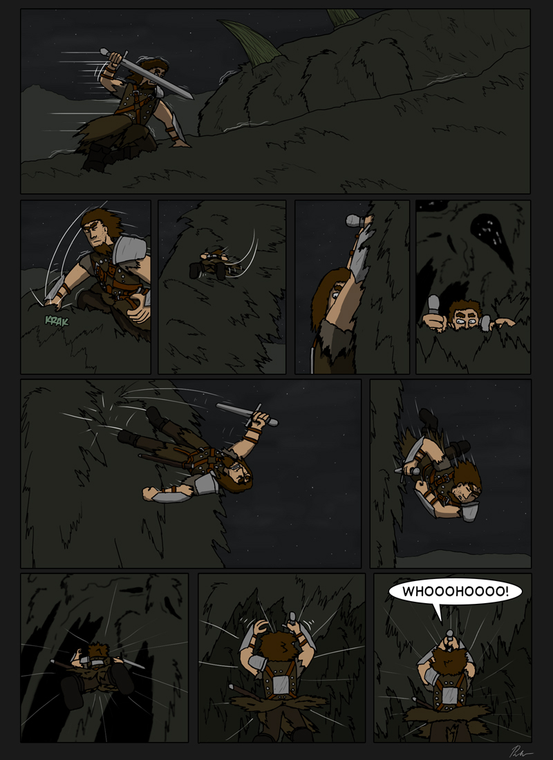 Page 119 – Doing something stupid