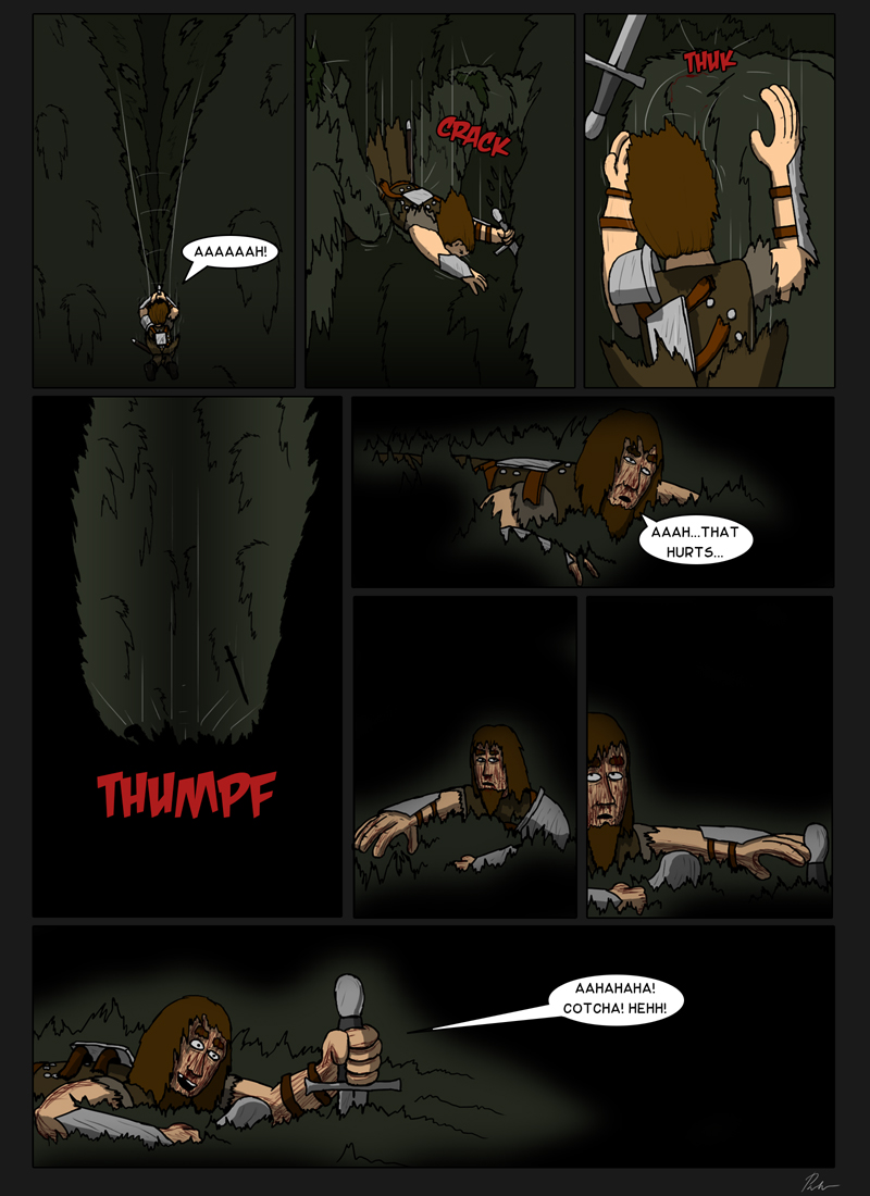 Page 120 – In the belly of the beast