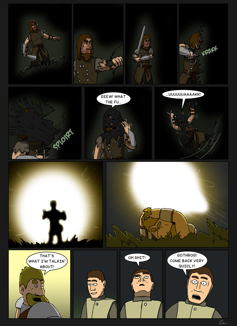 Page 122 – Light into the darkness