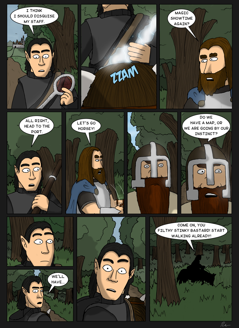 Page 140 – Traveling by instinct