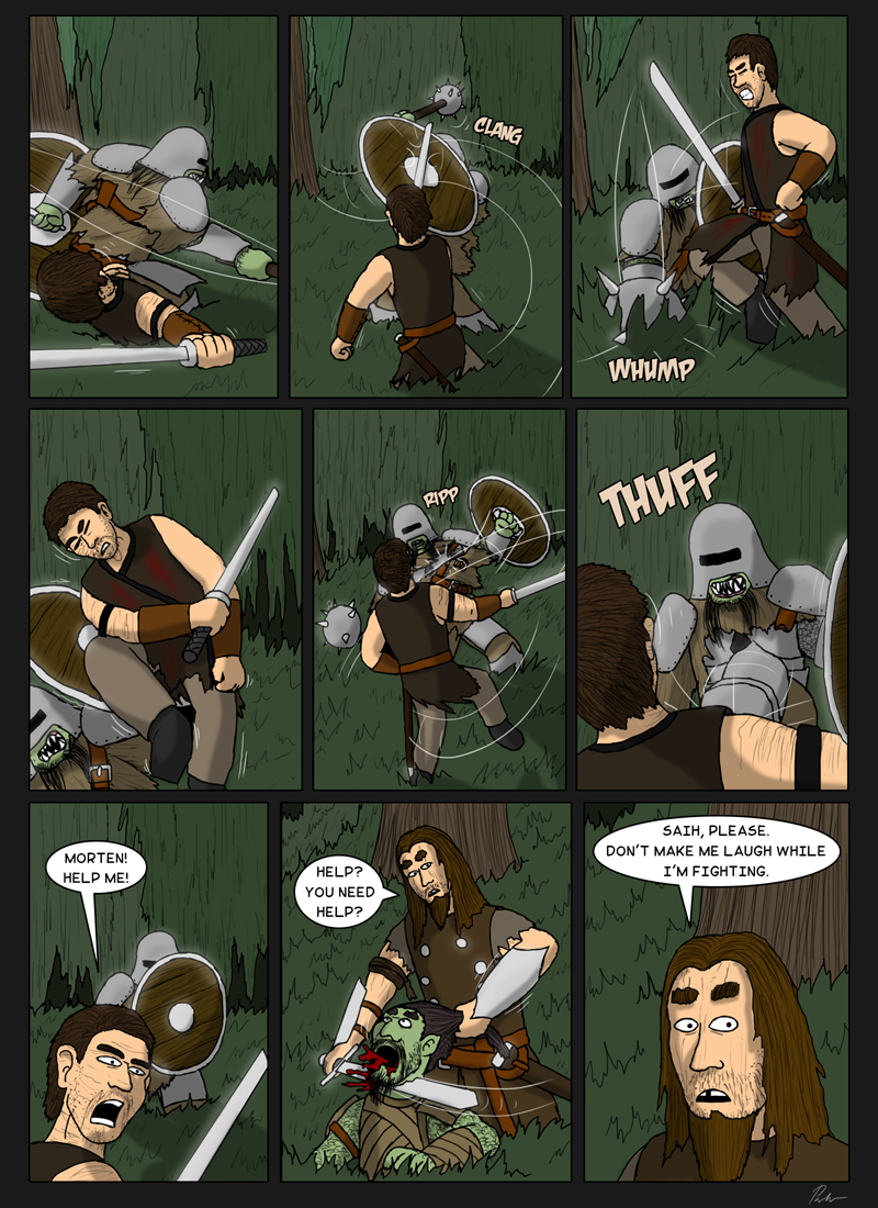 Ch3P37 – Tough enemy