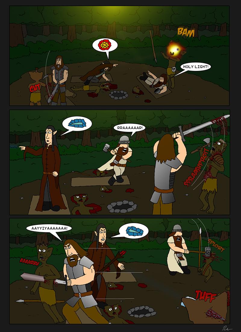 Ch2P6 – Goblins' fight