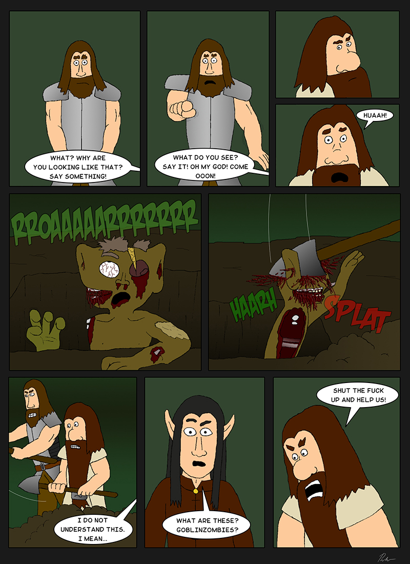 Page 29 – Goblin zombies