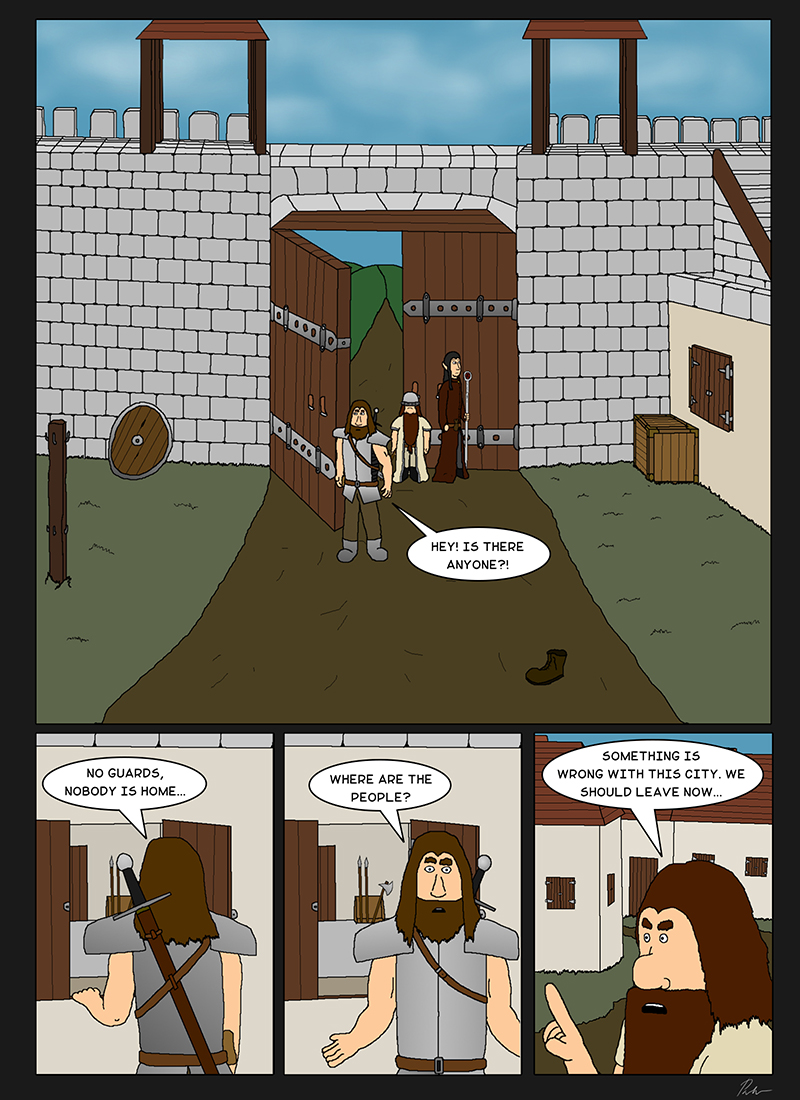 Page 34 – Nobody is home
