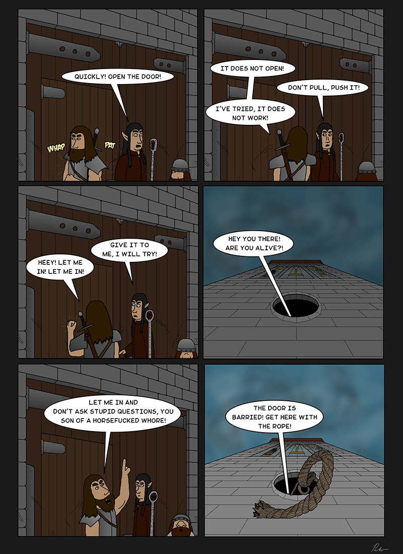 Page 37 – Alive and swearing