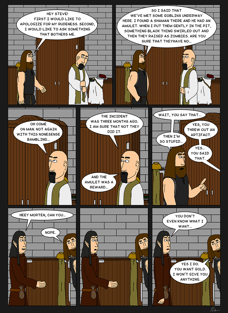 Page 47 – There was a reward
