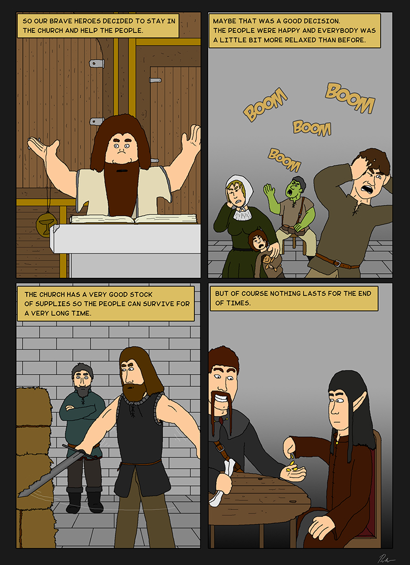 Ch2P30 – Waiting in the church