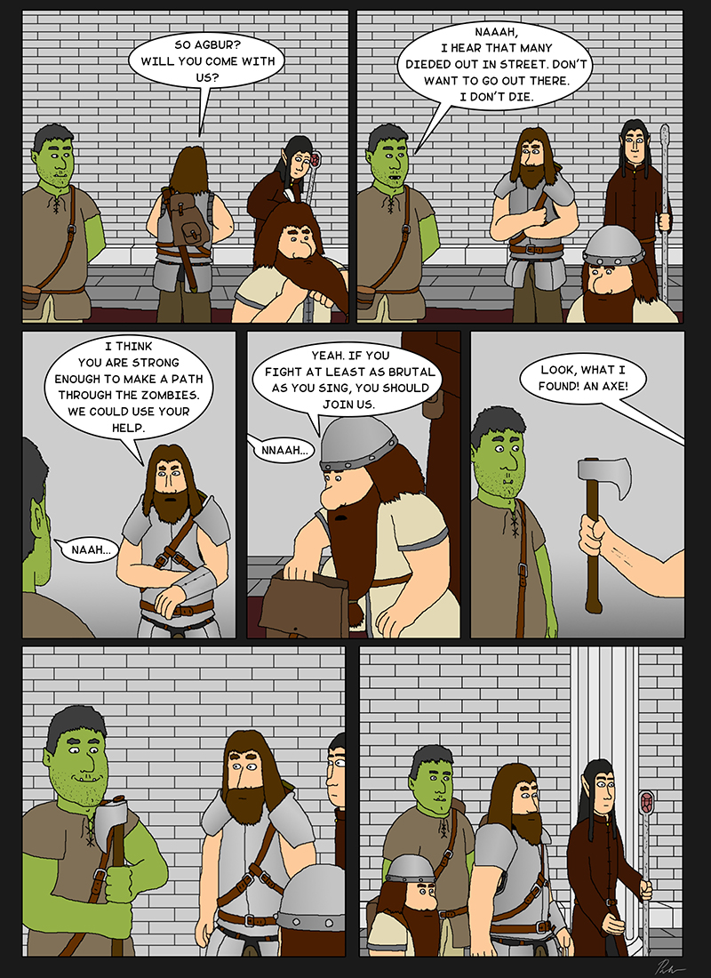 Page 55 – The orc comes with us