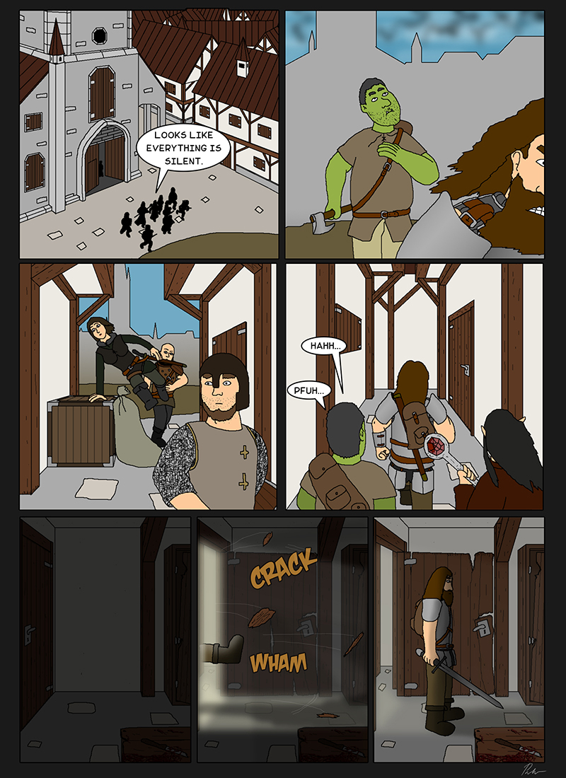 Page 57 – Running fast