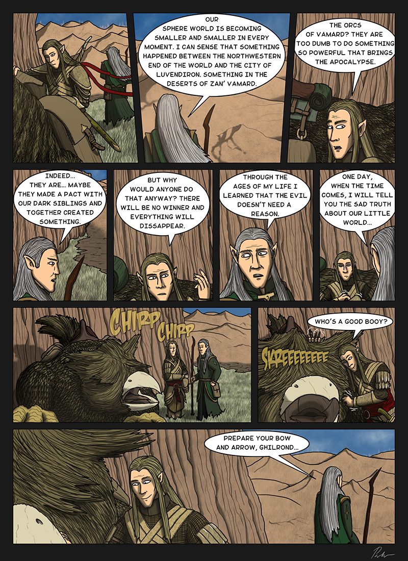 Page 5 – Preparation and Chirp