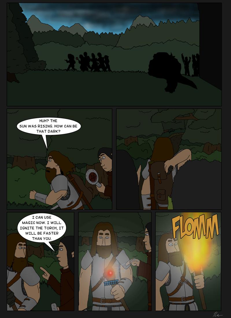 Page 68 – Dark again