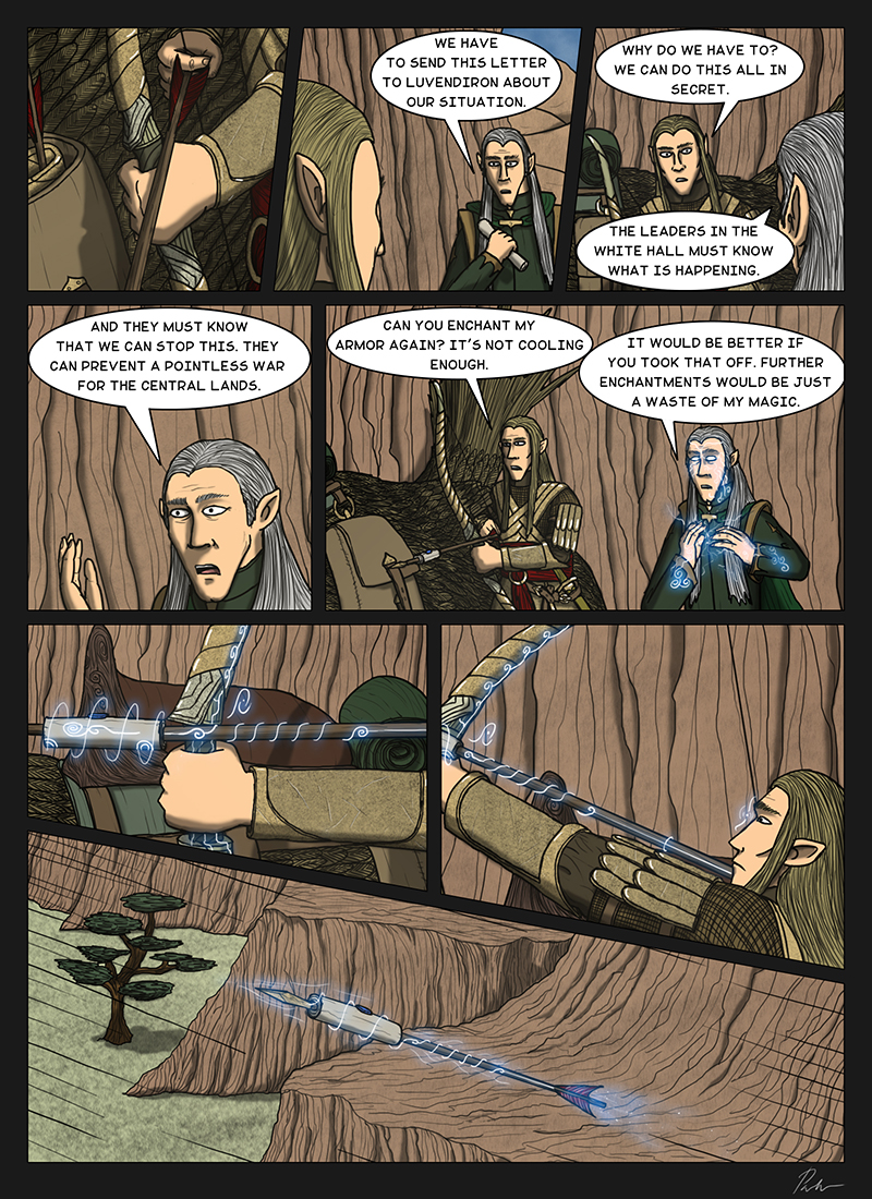Page 6 – Bow and Arrow
