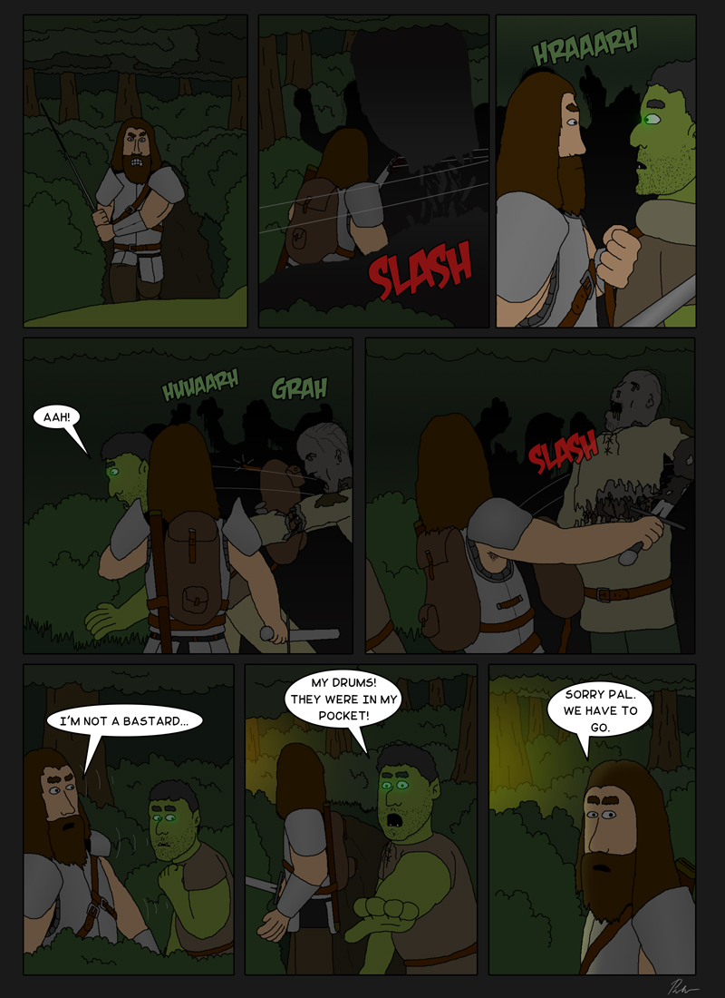Page 71 – Saviour not a bastard