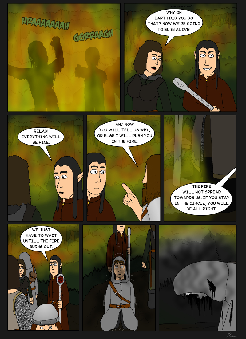 Page 72 – Fire everywhere