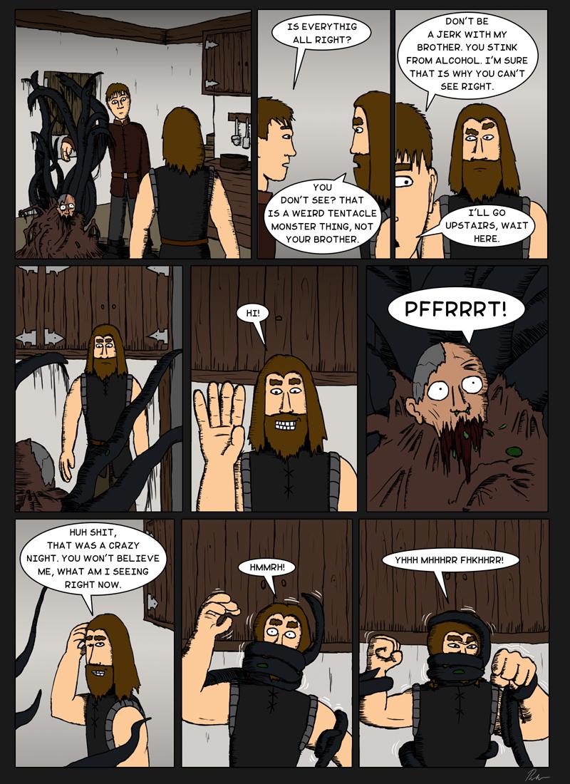 Page 99 – Hallucinating?