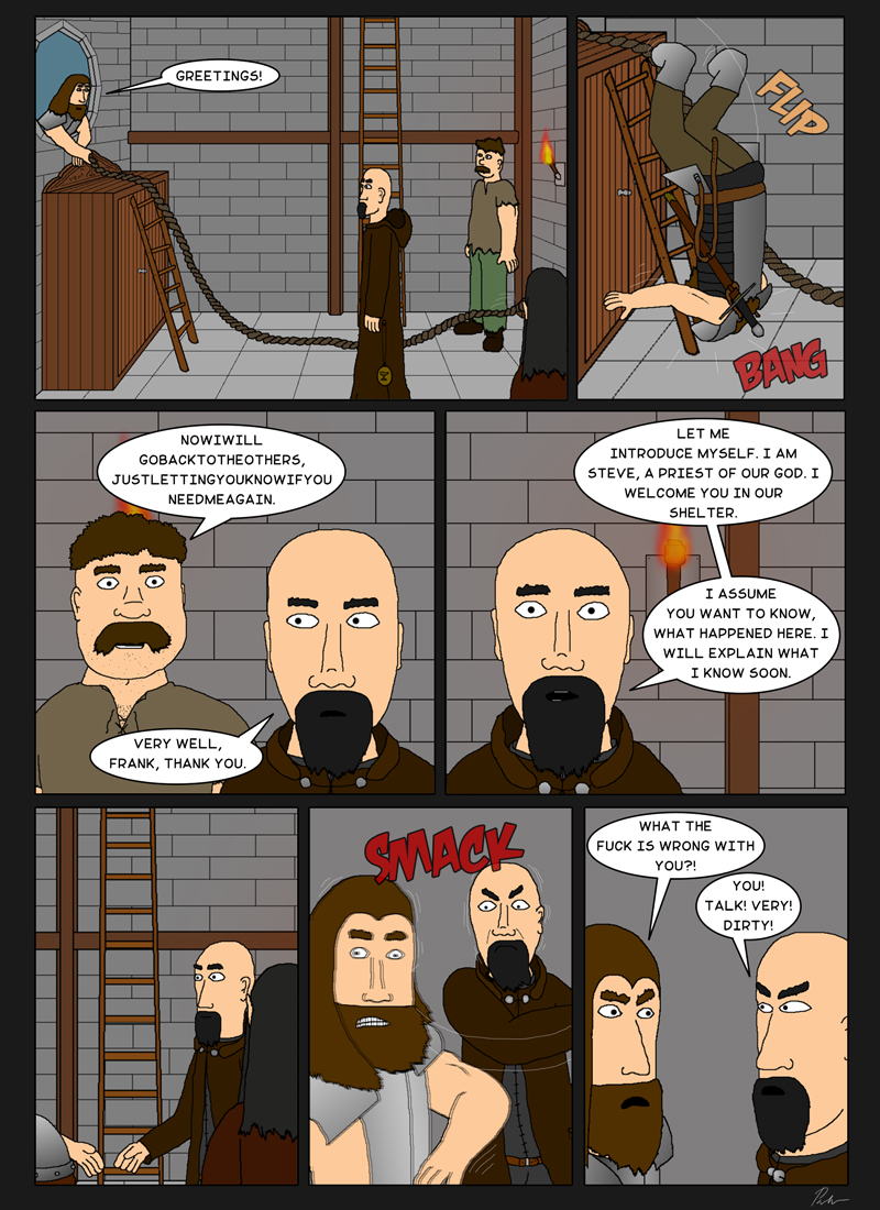 Ch2P21 – Steve and Frank