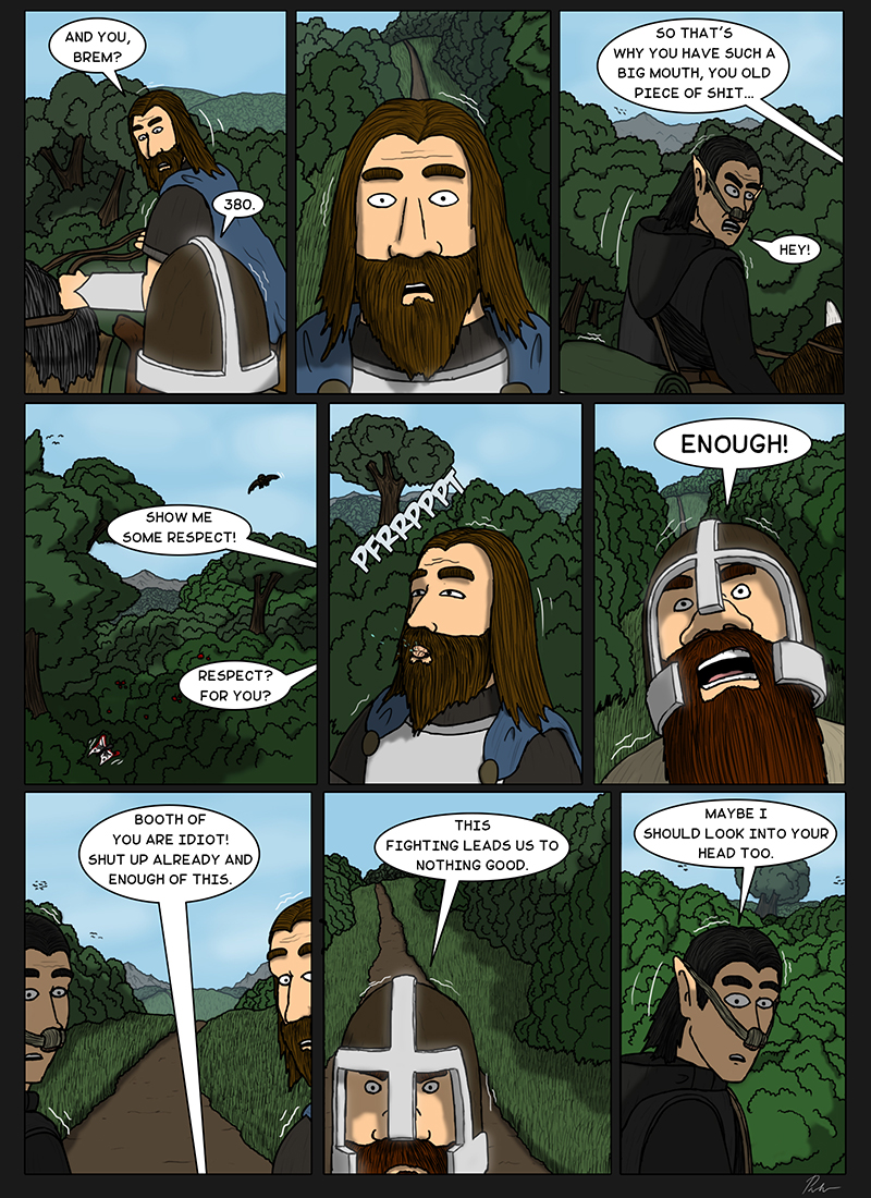 Page 169 – Respect for the older