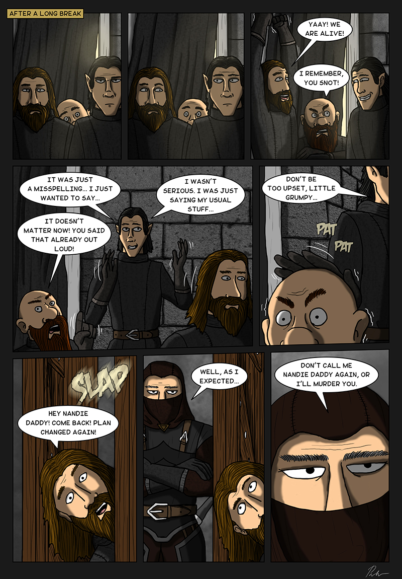 Page 184 – The plan changed again