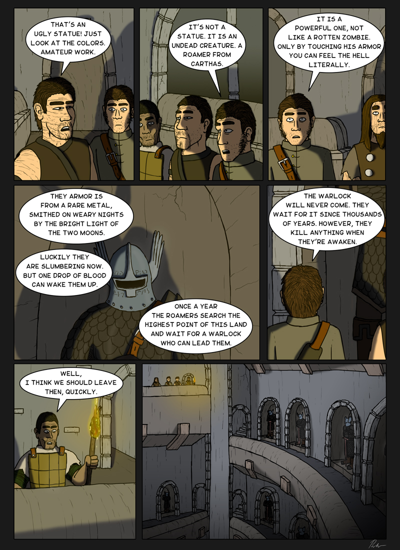 Ch3P45 – The roamers