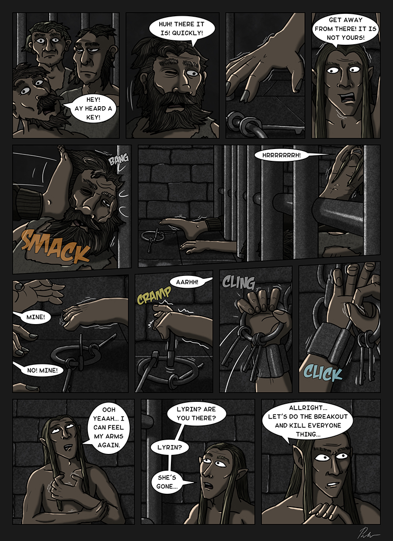 Page 20 – Fight for the key