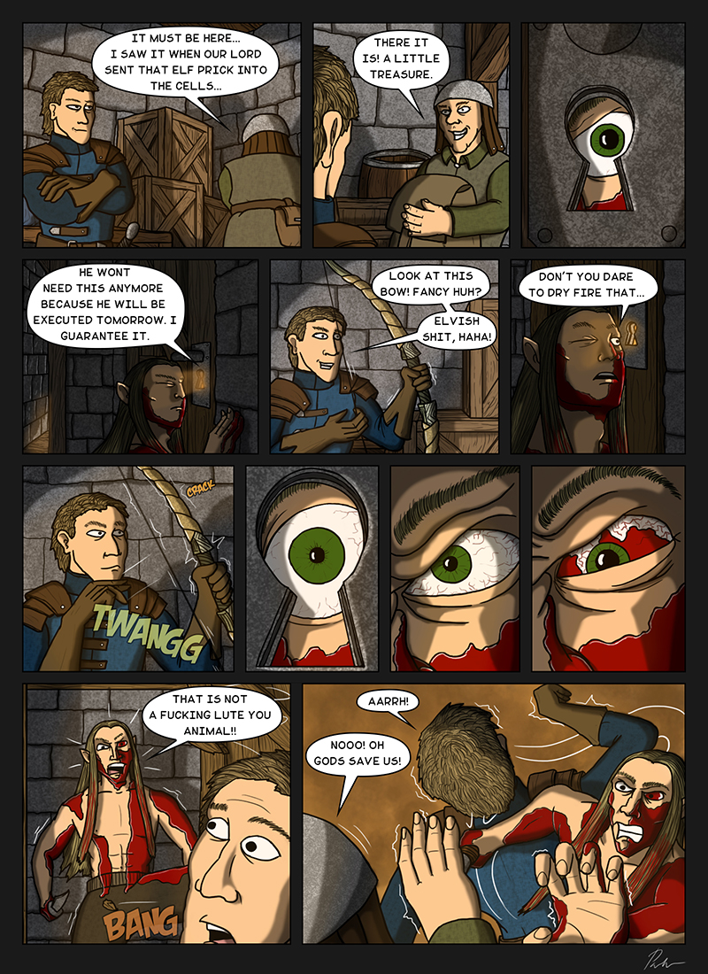 Page 22 – Never dry fire a bow