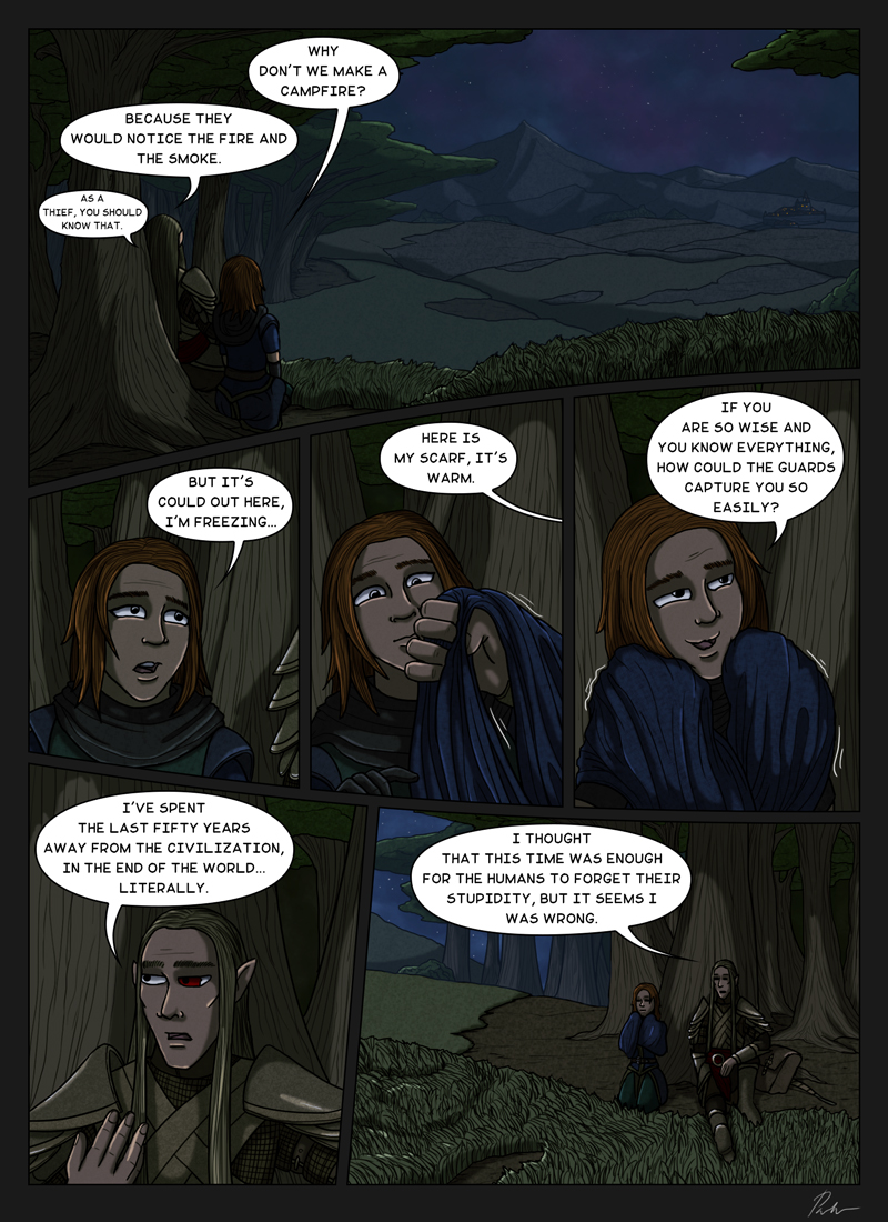 Page 28 – Edge of the forest