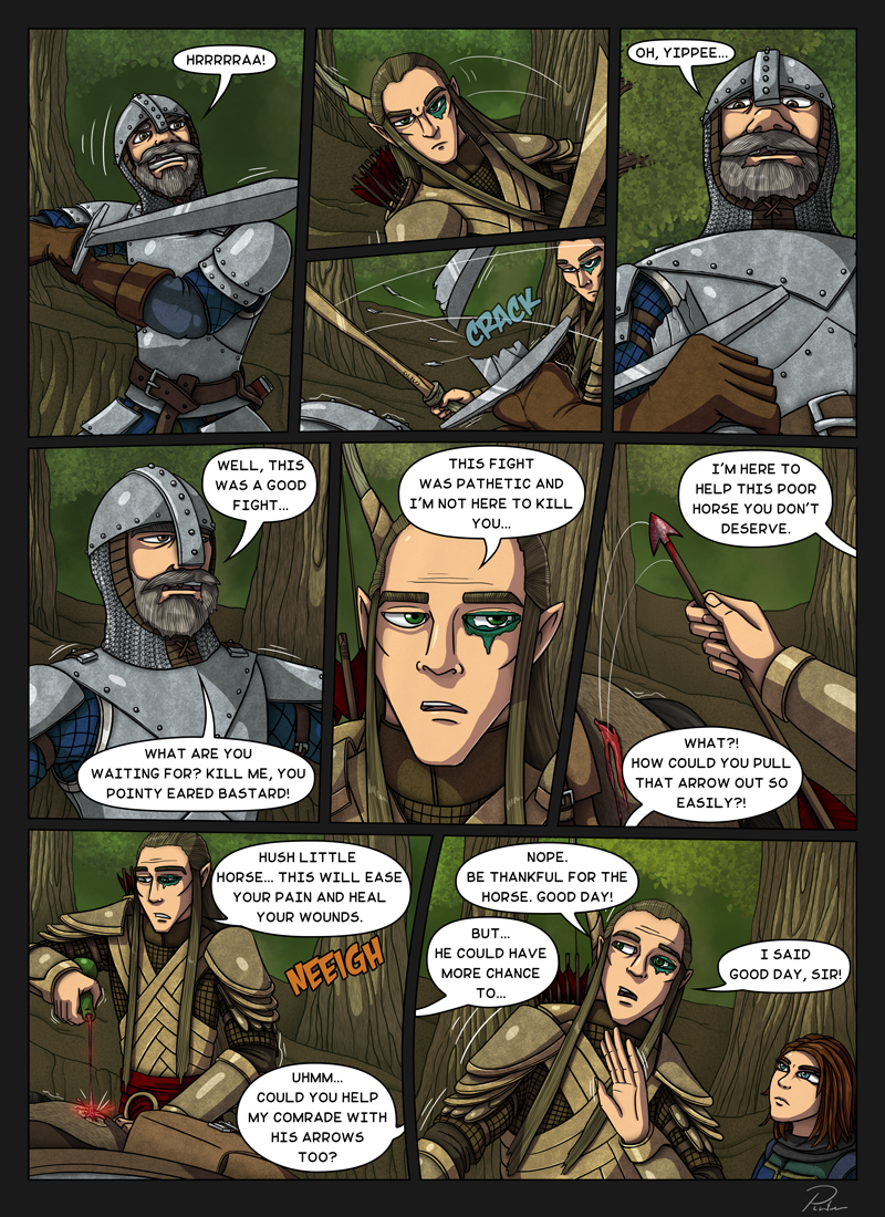 Ch1P38 – For the horse