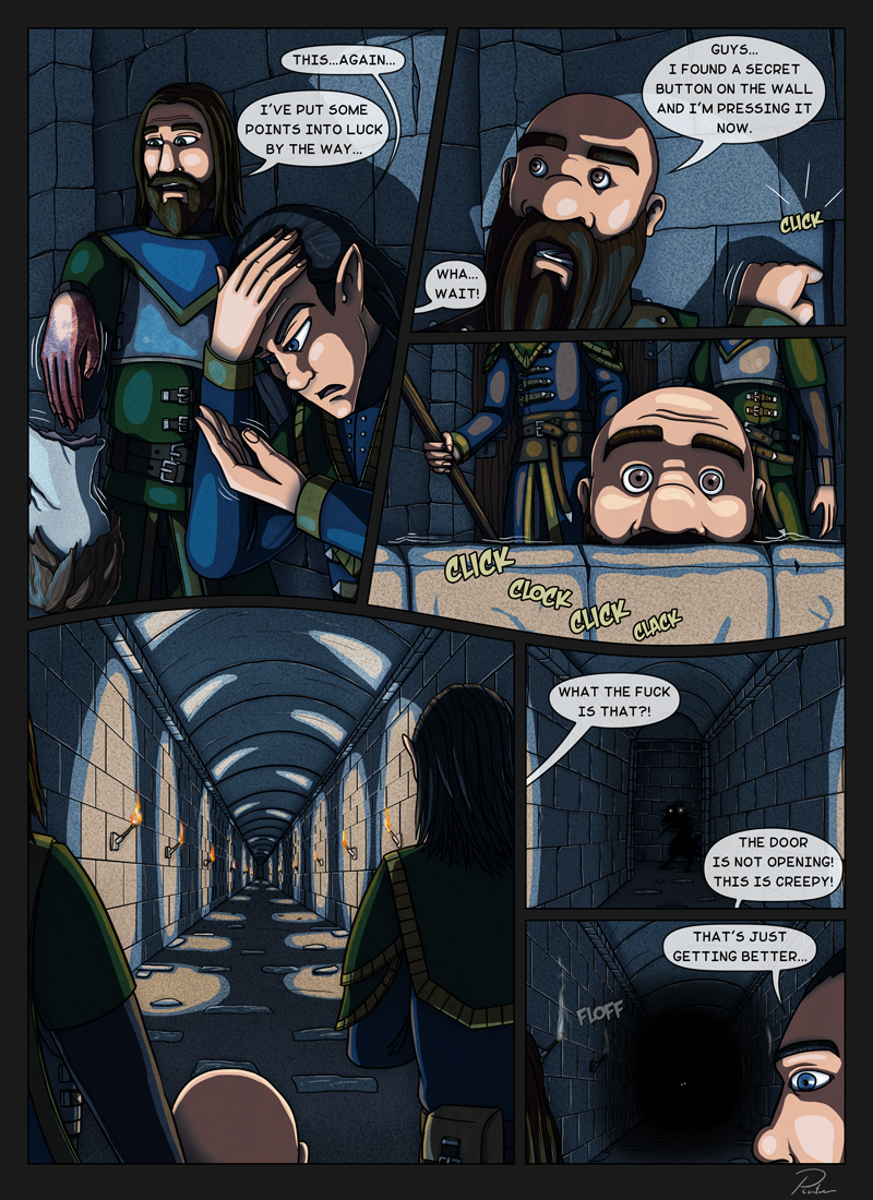 Ch4P29 – Secret way