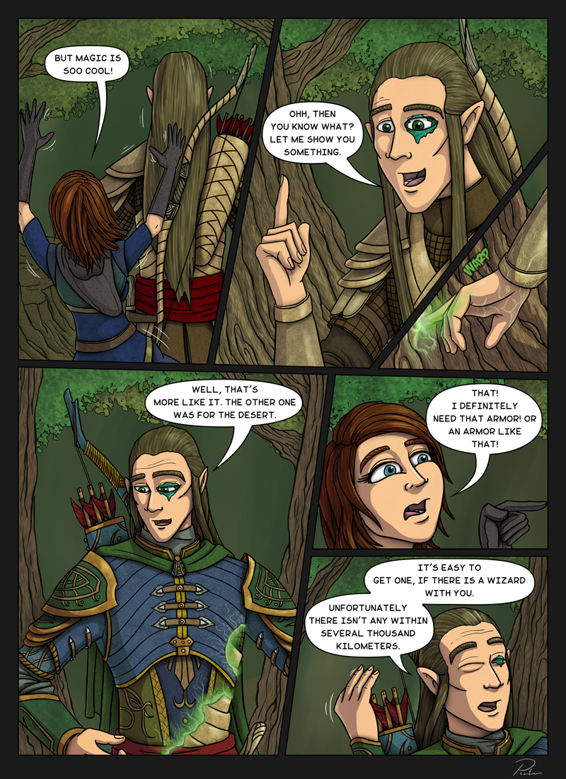 Page 43 – Armor