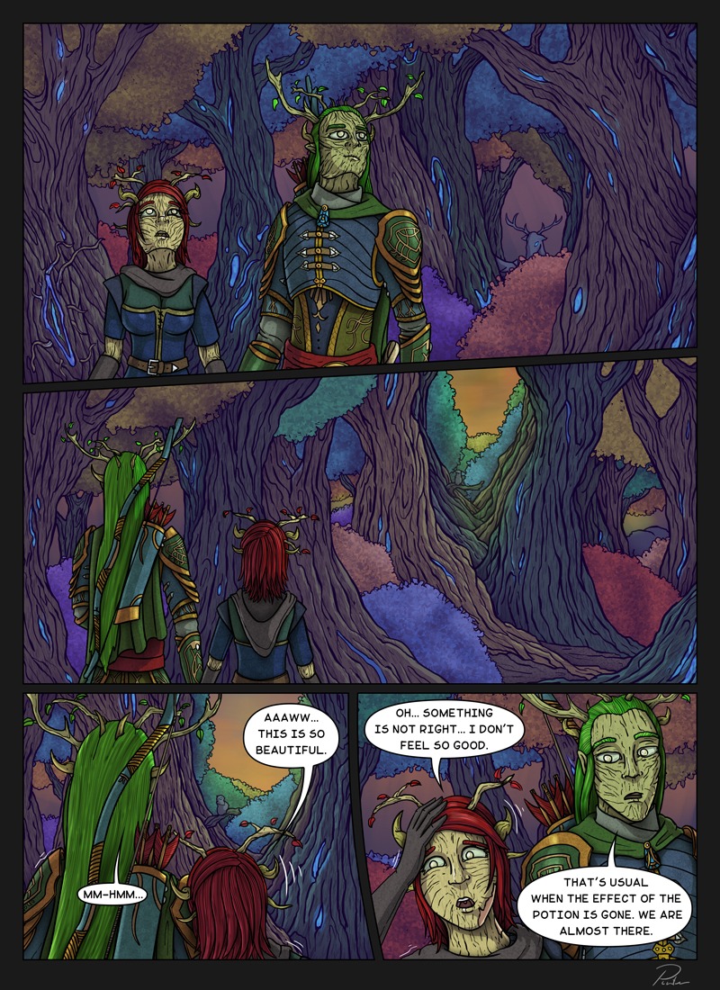 Ch1P45 – In the Magic Forest
